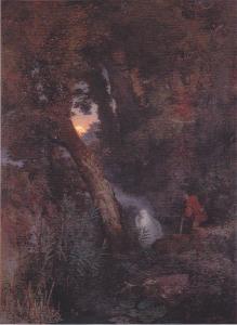 Böcklin Irrlicht